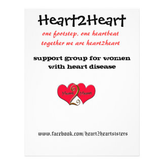 heart2heart products flyer