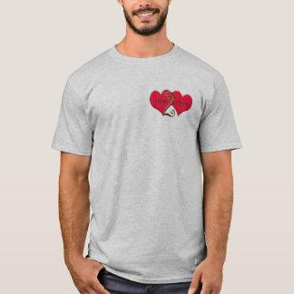 heart2heart tshirt