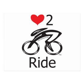 Heart2Ride Post Cards