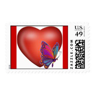 heart3 sello postal