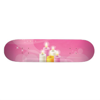 Heart-034.ai Skateboard Deck