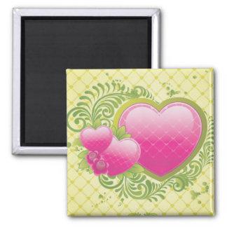 Heart-123.ai Magnet