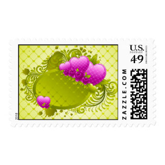 Heart-172.ai Postage Stamp