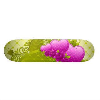 Heart-172.ai Skateboard