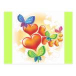 Heart-190.ai Postcard