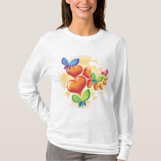 Heart-190.ai T-Shirt