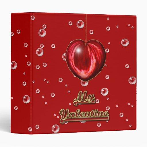 Heart #1 binders