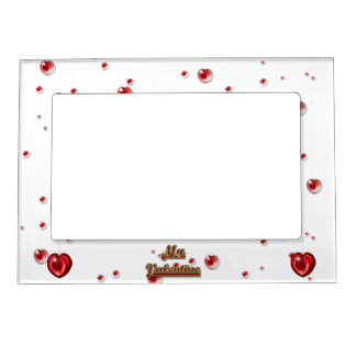 Heart #1 magnetic frame