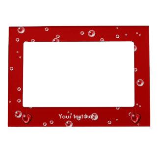 Heart #1 magnetic photo frame