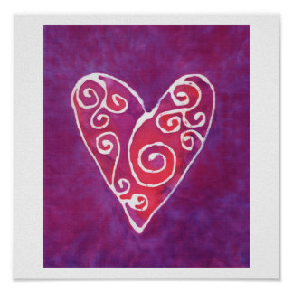 Heart #1 poster