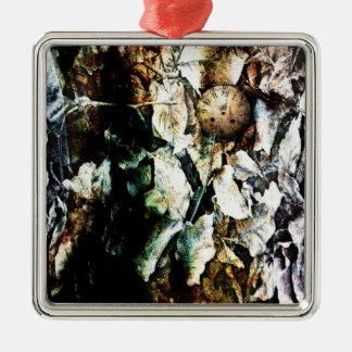 Heart 2012 metal ornament