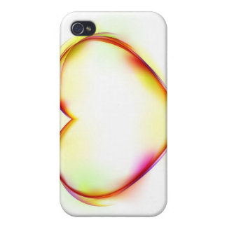 Heart 2 cover for iPhone 4