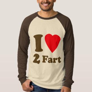 Heart 2 Fart Pass the Gas Silent Deadly Love T Shirt