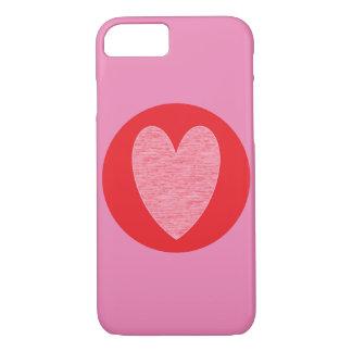 Heart 3 iPhone 8/7 case