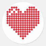 Heart 3 sticker