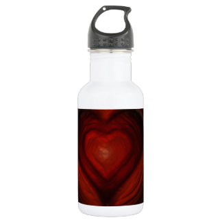 Heart 42 water bottle