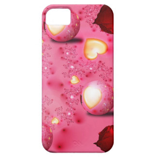 Heart Abstract # 5 iPhone SE/5/5s Case