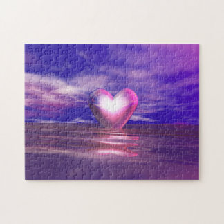 Heart Afloat Puzzles