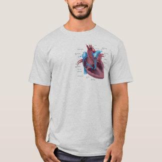 Heart Anatomy funny Shirt