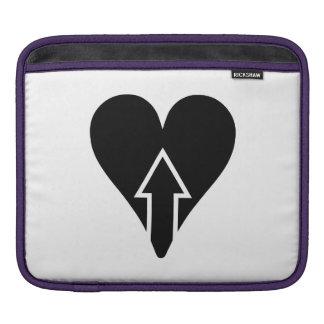 Heart and Arrow Sleeve For iPads