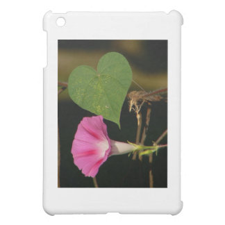 Heart and Flower iPad Mini Cases