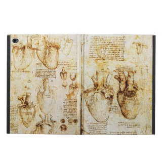 Heart And Its Blood Vessels Parchment,Medical Powis iPad Air 2 Case