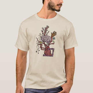 Heart and Mind T-Shirt
