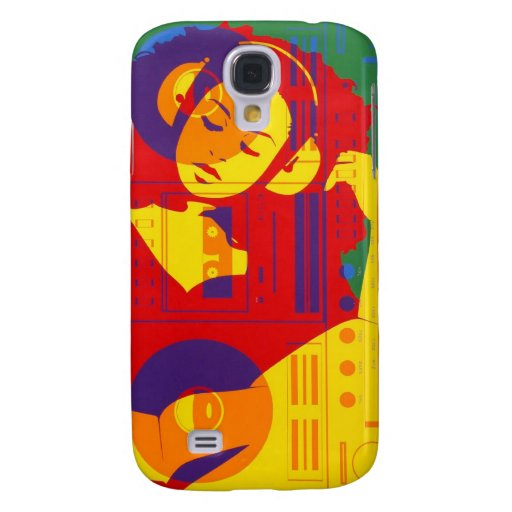 Heart and Soul Galaxy S4 Covers