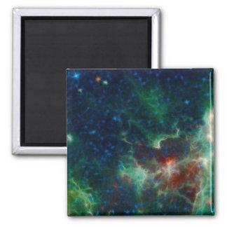 Heart And Soul Nebula Fridge Magnet
