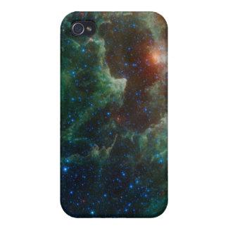 Heart and Soul Nebula NASA iPhone 4 Cover
