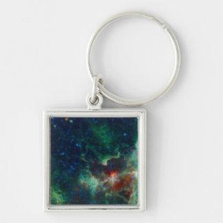 Heart and Soul Nebula NASA Keychain