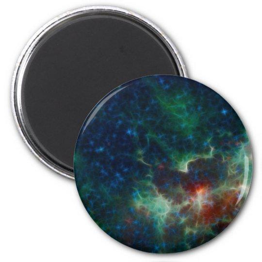 Heart and Soul Nebula NASA Magnet