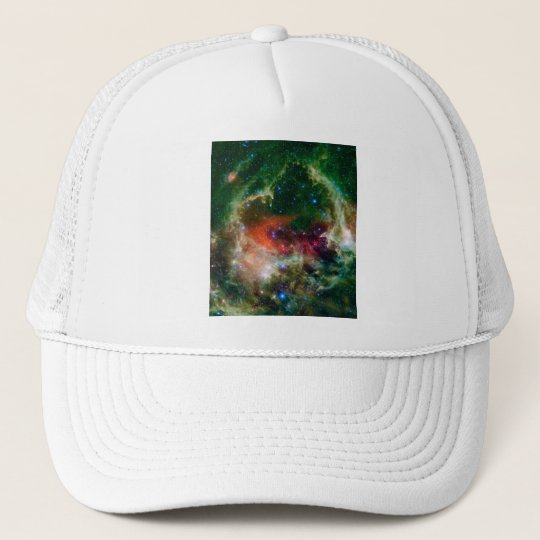 Heart and Soul Nebula NASA Trucker Hat