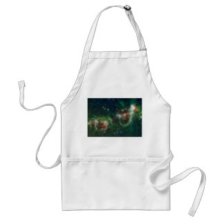 Heart and Soul Nebulae Aprons