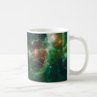 Heart and Soul Nebulae Coffee Mug