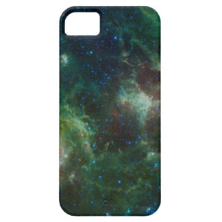 Heart and Soul nebulae infrared mosaic NASA iPhone 5 Case