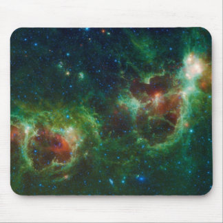 Heart and Soul Nebulae Mouse Pad