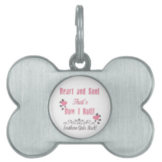 Heart and Soul Pet Tag
