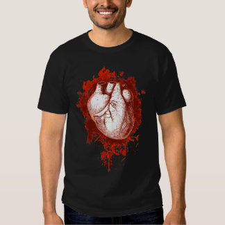 Heart and Spatter T-Shirt