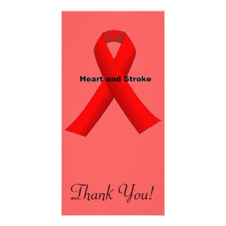 Heart and Stroke Card