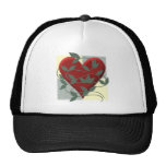 Heart and Vine Trucker Hat