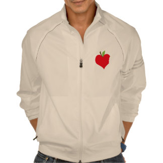 Heart Apple Jackets