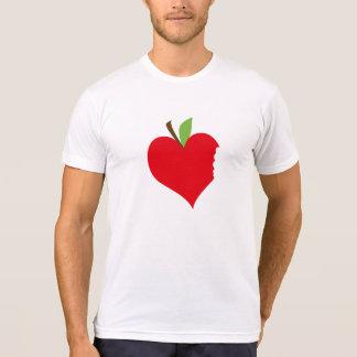 Heart Apple Tee Shirts