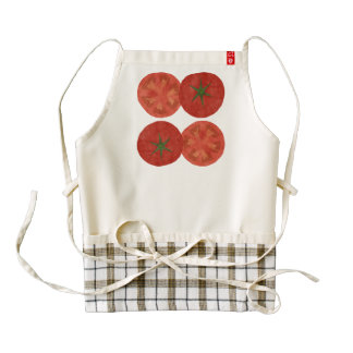 HEART Apron for tomato lovers!