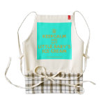 [Cupcake] keepcalm and eat little baby's ice cream  HEART Aprons Zazzle HEART Apron
