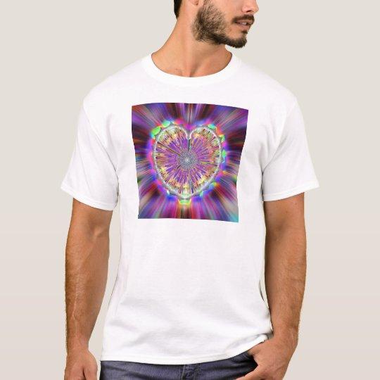 Heart Art T-Shirt
