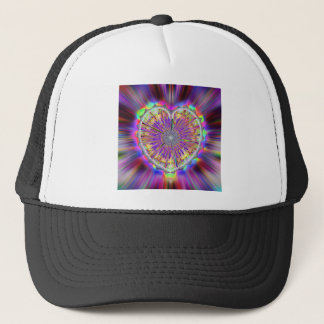 Heart Art Trucker Hat