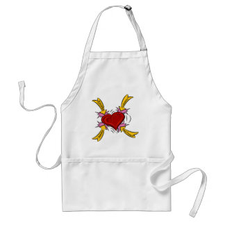 Heart Attack Causes Adult Apron