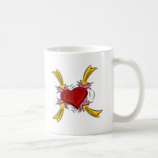 Heart Attack Causes Coffee Mug