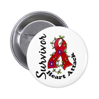 Heart Attack Survivor 15 Button